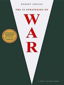 The 33 Stratagies War - Robert Greene His 3rd book